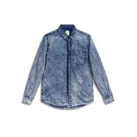 Camisa Sismo Rocosa Jean