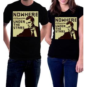 Camiseta Jack Kerouac On The Road Pé Na Estrada