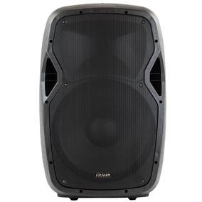 Caixa De Som Ativa Frahm Groov Gr15abt Bluetooth 350 W Rms