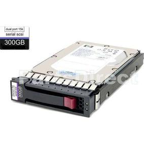 Disco Hp 300gb Sas 3.5 Servidor Hp Proliant Dl160 G5 G6 G7