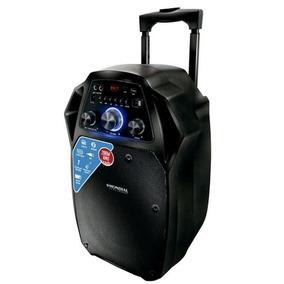 Caixa Amplificadora Mondial Multiuso Connect Sound Bluetooth