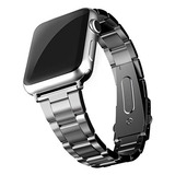 Reloj Apple Watch Band-oksell® Arco Clásico Tipo Acero ...
