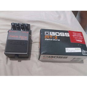 Pedal Para Guitarra Boss Mt-2