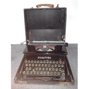 Maquina De Escribir Antigua Con Valija Reliquia,antiguedad,