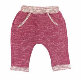 Calça Bebê Saruel Pink