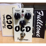 Pedal Fulltone Ocd V1.7 Overdrive / Distortion / Booster