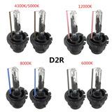 2 X 35w Hid Xenon Repuesto Linterna Lámpara Bombillas/d1c