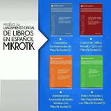 Mikrotiks V6 Del Router La Biblia 9 Libros Digitales + Guia