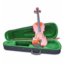 Violin 3/4 Estudio - G.music G-1417nt C/estuche