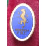 C1214 Brescia F.c. - Pin/botton De Clube De Futebol Italian
