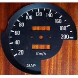 Fiat 147 Sorpasso Cuadrante Velocimetro En La Plata