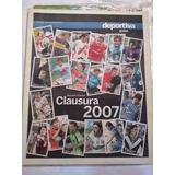 Guia Del Clausura 2007 Futbol Nacion Deportiva Escrituras