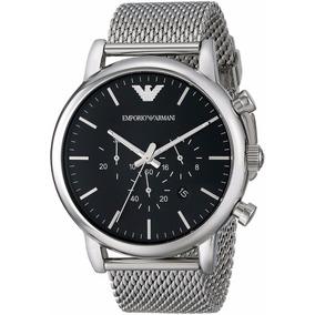 Reloj Emporio Armani Hombre Modelo Ar1808 - Negro