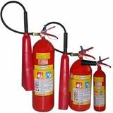 Extintor De Incendio Co2 6 Kg Novo Com Suporte De Parede