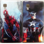 Capa Case Lg Optimus L9 Acrílico Heroes Marvel