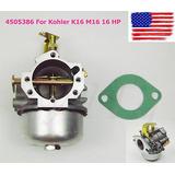 Nuevo Carburador Carburador Para Kohler K16 M16 16 Caballos