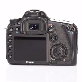 Câmera Canon 7d Usada 40k Fotos Reais Da Câmera 12x