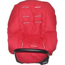 Capa De Cadeirinha Para Auto Vermelha - Batistela