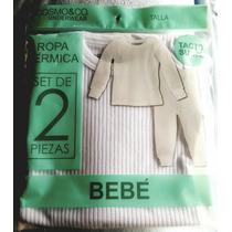 Ropa Térmica Para Bebé Marca Cosmo&co. Underwear