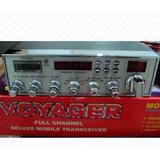 Rádio Px Voyager Vr-158 Egtl Dxn Original Lançamento