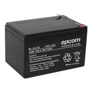 Batería Con Tecnología Agm/vrla, 12 Vcd, 12ah 3.7kg