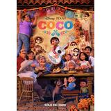 Kit Imprimible De Coco Y Moana Para Tu Fiesta De Cumpleaños