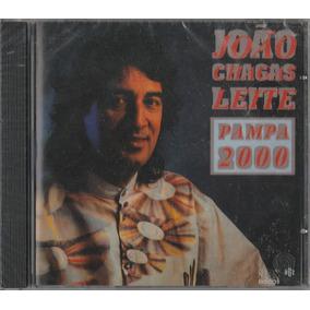 João Chagas Leite - Cd Pampa 2000 - Lacrado
