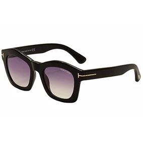 3060715f4d Tom Ford Tf Z Gafas De Sol Negro Greta Cuadrados Lente Cate