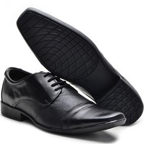 Sapato Social Couro Legítimo - 4 Pares Promoção