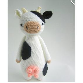 Vaca De Crochê