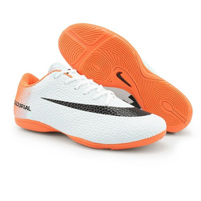 Chuteira Nike Do Ibrahimovic Masculino - Chuteiras Laranja no ... 72e0e6a315a39