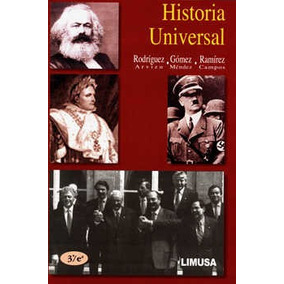 Historia Universal - Jose Rodriguez Arvizu - Libro