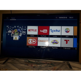 Smart Tv 32 Polegadas Toshiba Full Hd