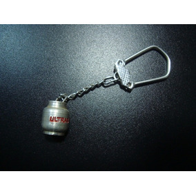 Chaveiro Antigo Ultragaz Mini Botijão De Gás Promocional