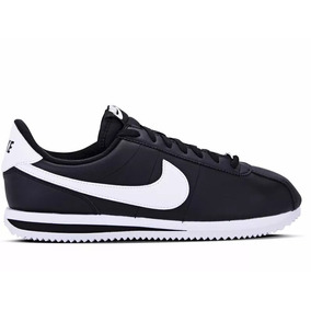 Tênis Nike Cortez Basic Leather Classic Lifestyle Chicano.