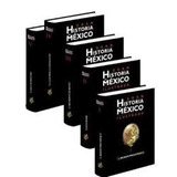 Enciclopedia Historia De Mexico De Lujo 5 Tomos