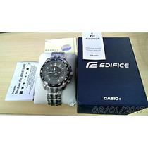 Relógio Casio Edifice Ef-550rbsp-1av - Red Bull Racing