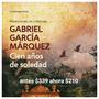 Libro Cien Años De Soledad (gabriel Garcia Marquez)