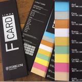 Cartolina Colorida Fcard 180g/m2 Scrapbook 30x30 100 Folhas