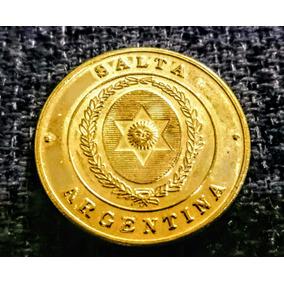 Moneda / Medalla - Conmemorativa - Gral. Martin M. De Guemes