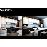 Diseño De Cocinas - Muebles En Melamine - Fabricacion