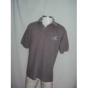 Camisa Polo Cinza Para Trabalho Bagner Tamanho G