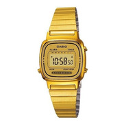 Reloj Casio Vintage La670wga-9