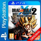 Dragon Ball Ps4 Xenoverse 2 Deluxe Edition Digital Oferta!