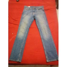Pantalon De Mezclilla Hollister