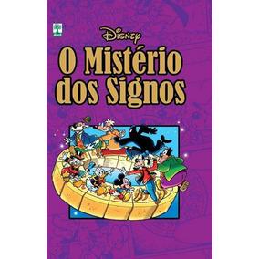 Disney O Mistério Dos Signos - Capa Dura Lacrado
