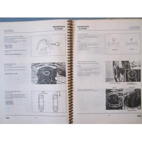 Catalogo E Manual De Montagem Da Xlx250r