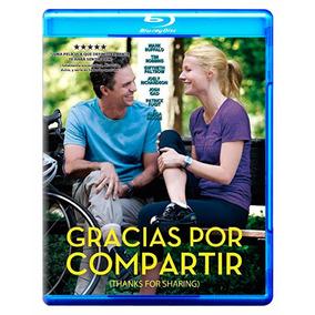 Gracias Por Compartir Thanks For Sharing Pelicula Blu-ray