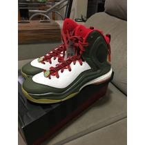 Tênis Adidas D Rose 5 Boost_jordan_lebron_nike_kyrie