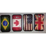 Capa Capinha Case Galaxy S2 Duos Tv Sii S7273